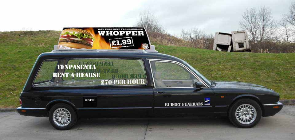 Rent-A-Hearse